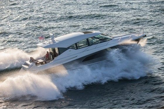 Boat review: Tiara 50 Coupe (video included).
