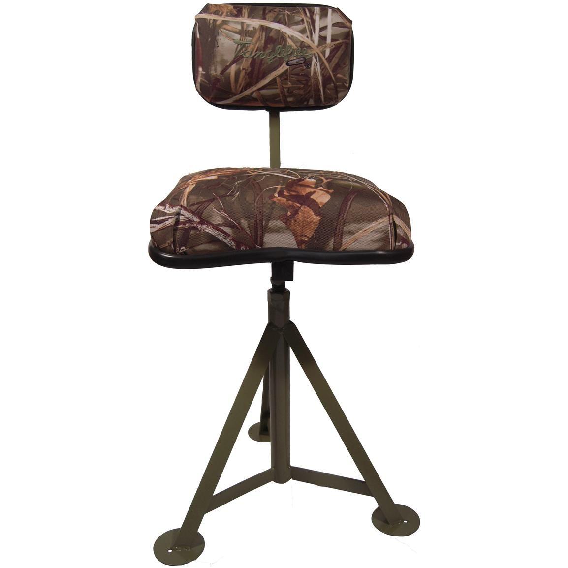 Adjustable hunting chair - Adjustable Hunting Chair