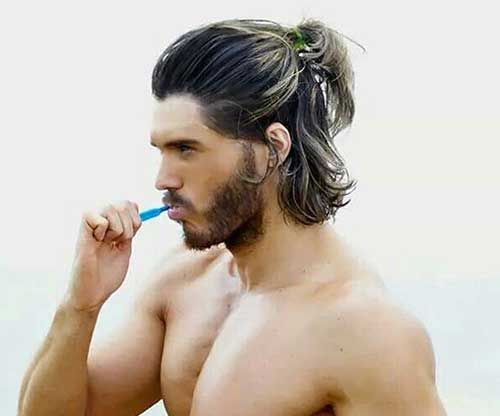 Medium Length Hairstyles For Men Hairstyles For Medium Hair Men  Men Hair  Pinterest  Medium Hair