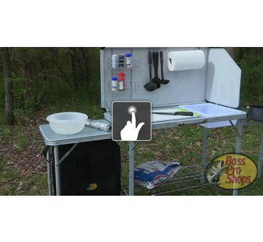 Bass Pro Shops Deluxe Camp Kitchen Bass Pro Shops Camp Kitchen Bass Pro Shops Camping