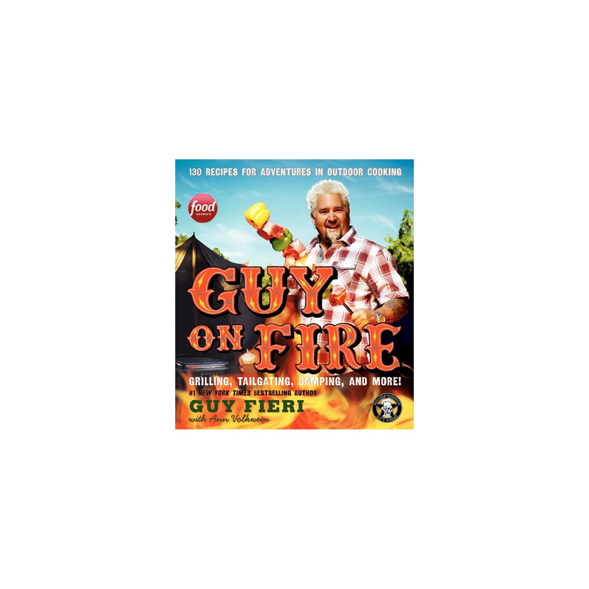 Guy on Fire by Guy Fieri (Hardcover) | Products | Pinterest