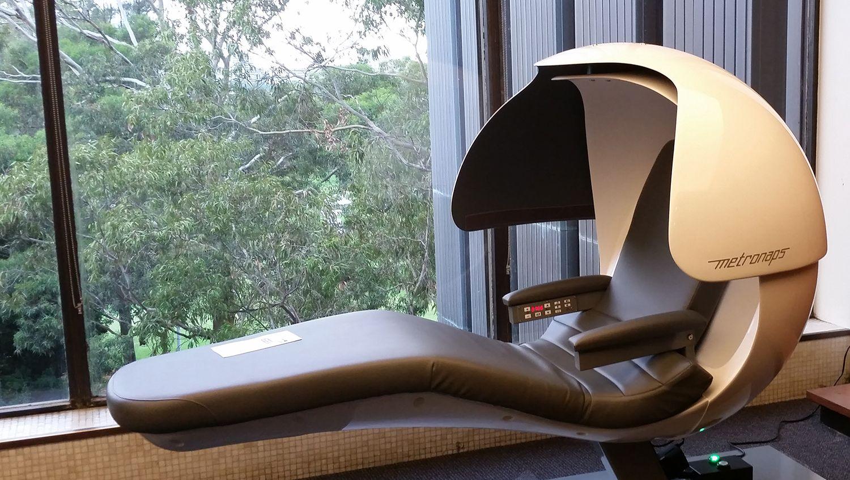 Public Sleeping Pods That Showcase Modern Design