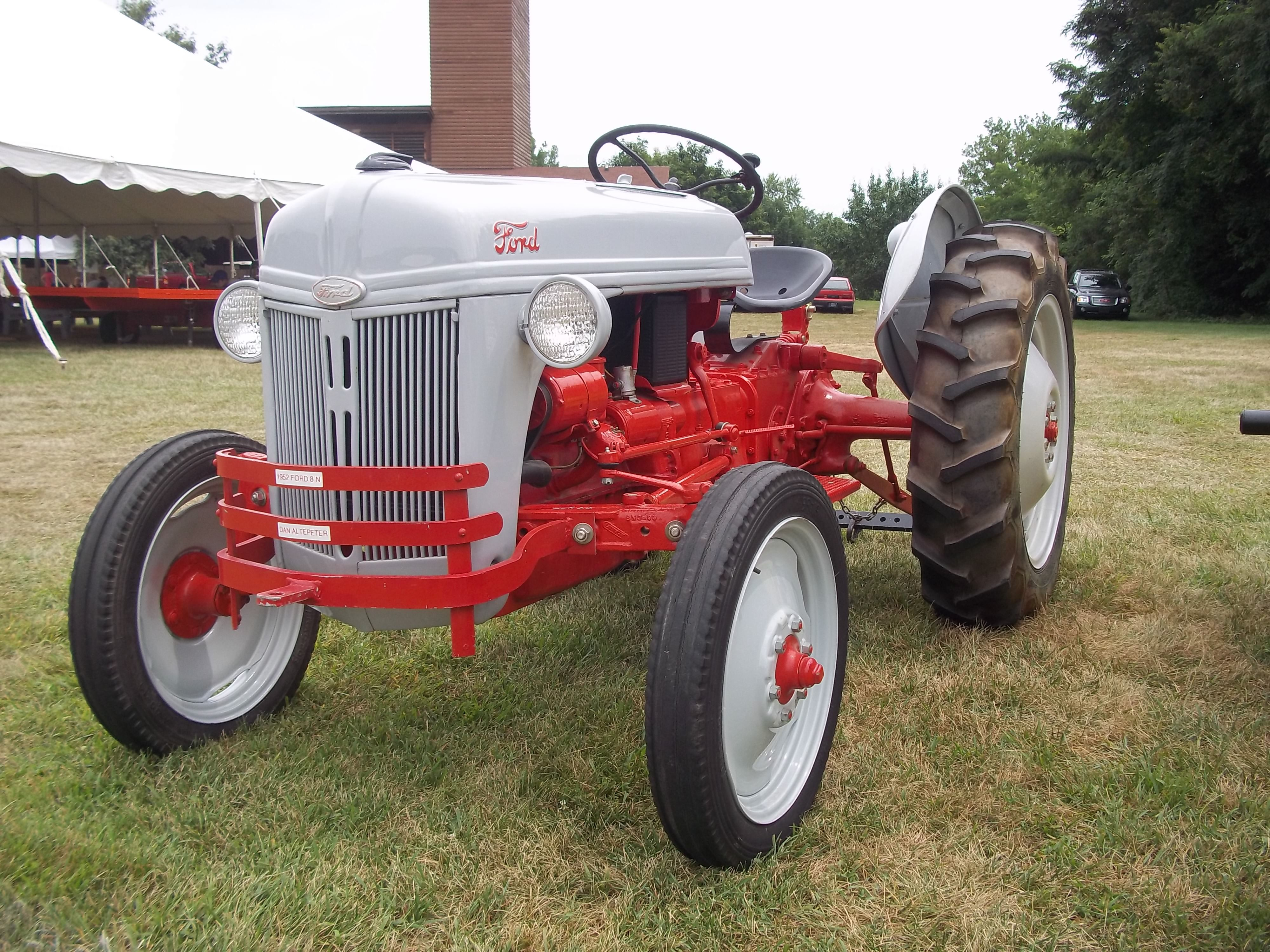 Ford n series tractor 2 8 or 9