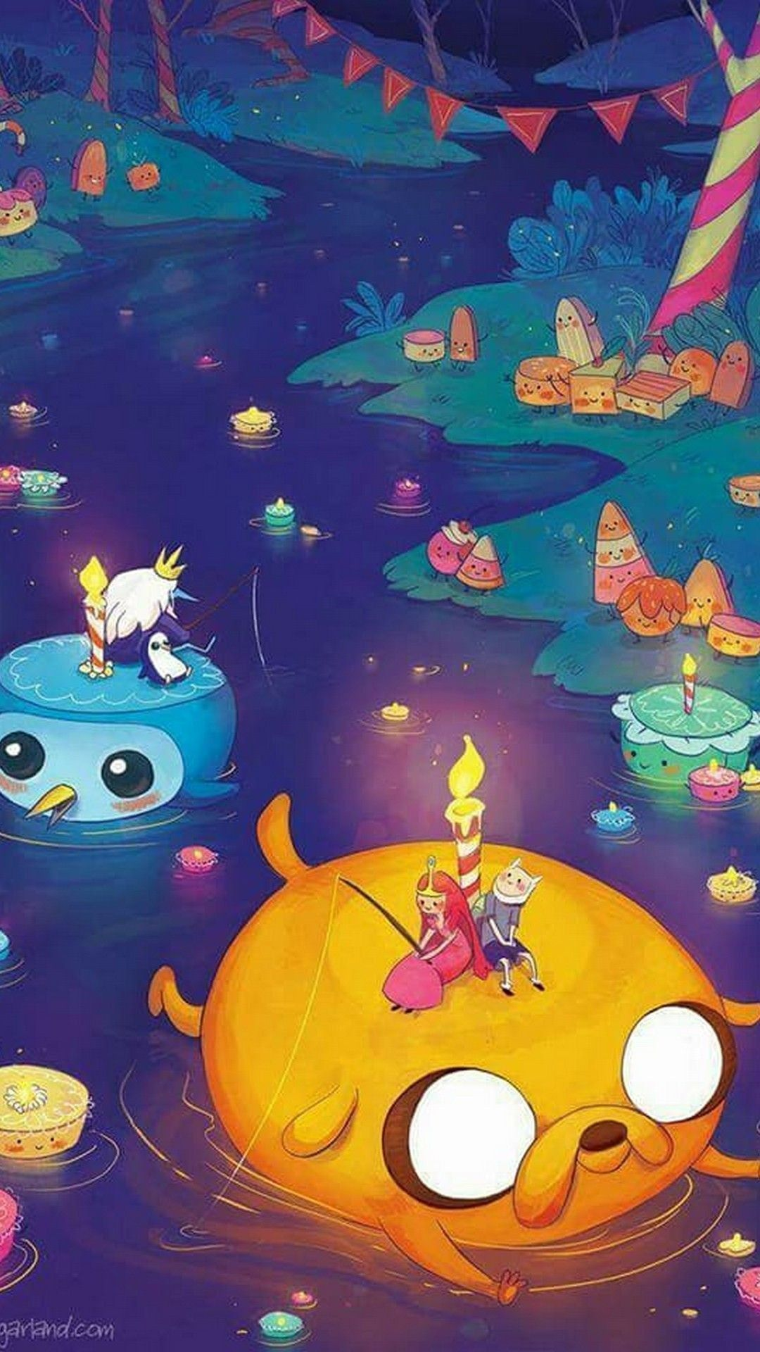 Aesthetic Adventure Time Hd Wallpaper Android Adventure Time Wallpaper Adventure Time Iphone Wallpaper Iphone Wallpaper