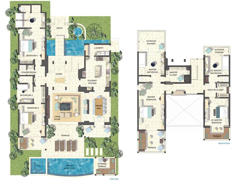Miami modern architecture homes google search drawings for Miami house plans