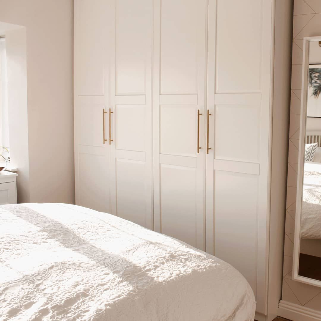 The Tyssedal Doors On Our Ikea Wardrobes Are For All The Info On Buying And Assembling This Click On The Link Ikea Pax Wardrobe Ikea Wardrobe Ikea Pax