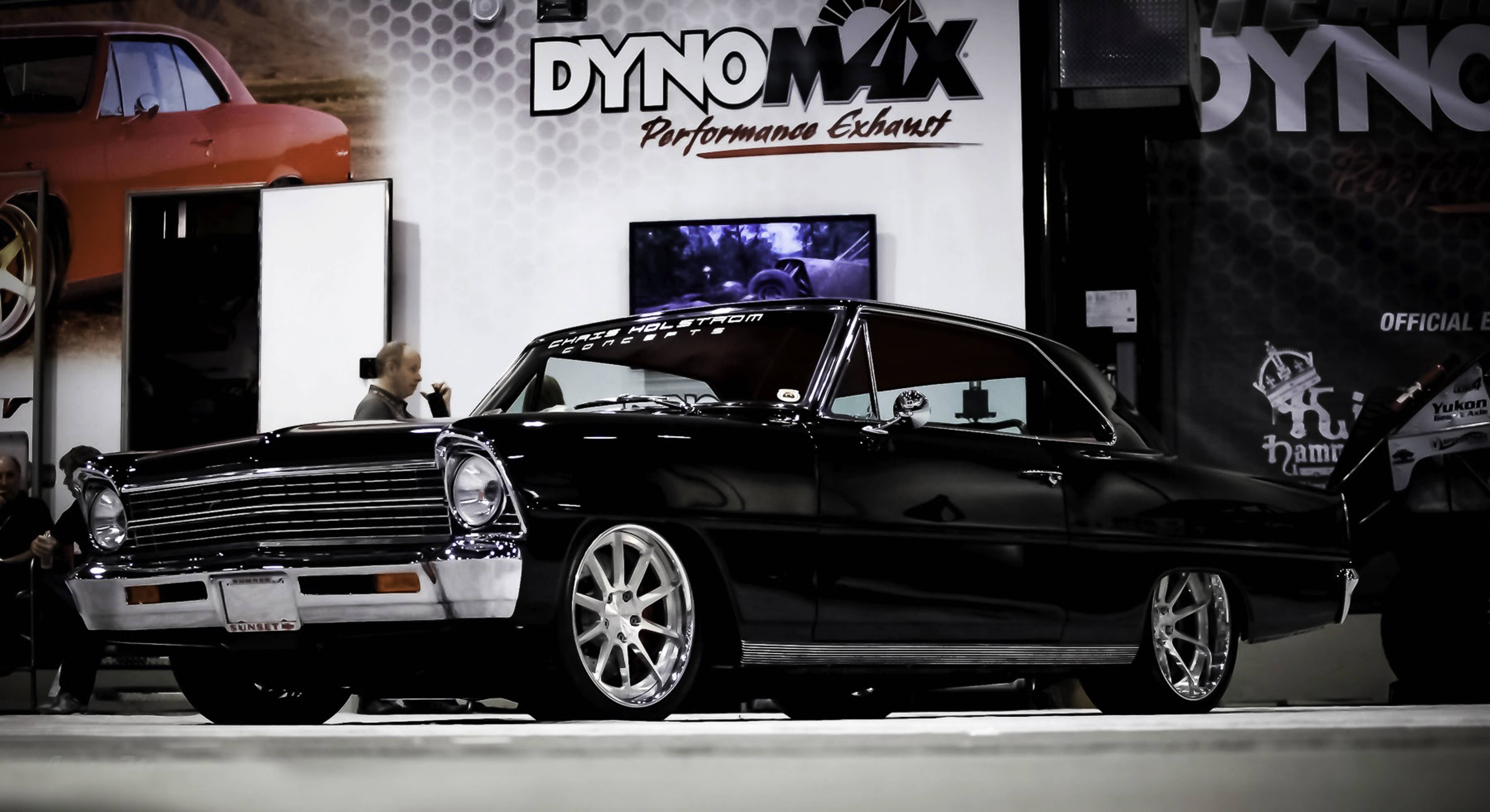 Chevrolet Nova Best in show at 2013 SEMA. Will be on next