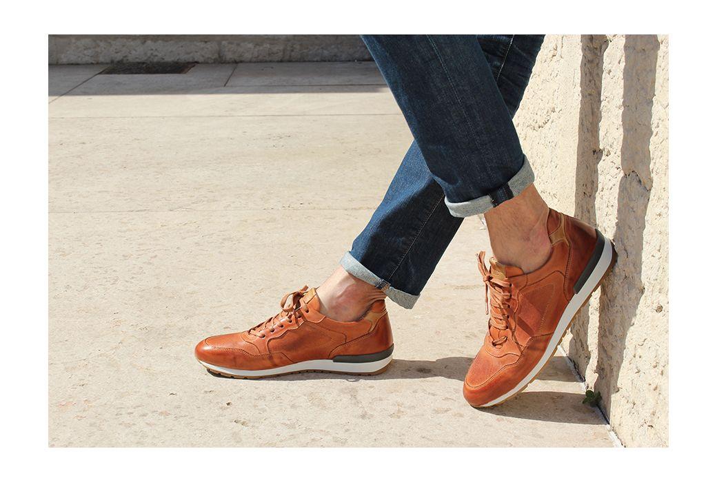 5653501d2b0f5 Chaussure décontractée homme Sneakers Canberra - Bexley