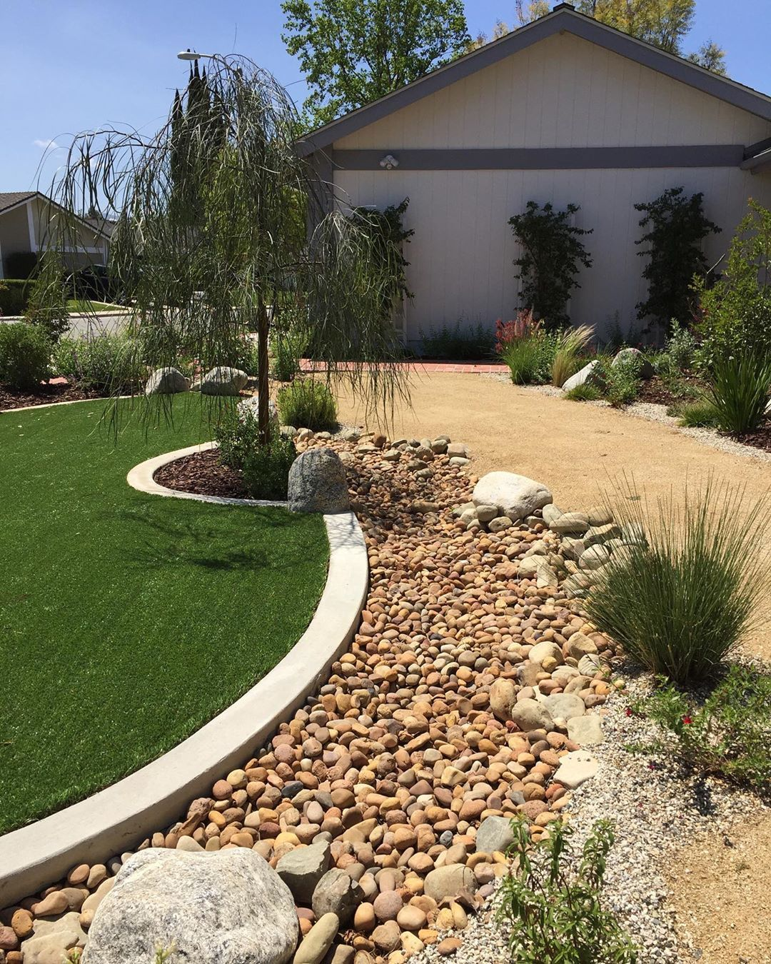 The New Home Bulletin The Field At Lambert Ranch In Irvine Backyard Patio Built In Seating