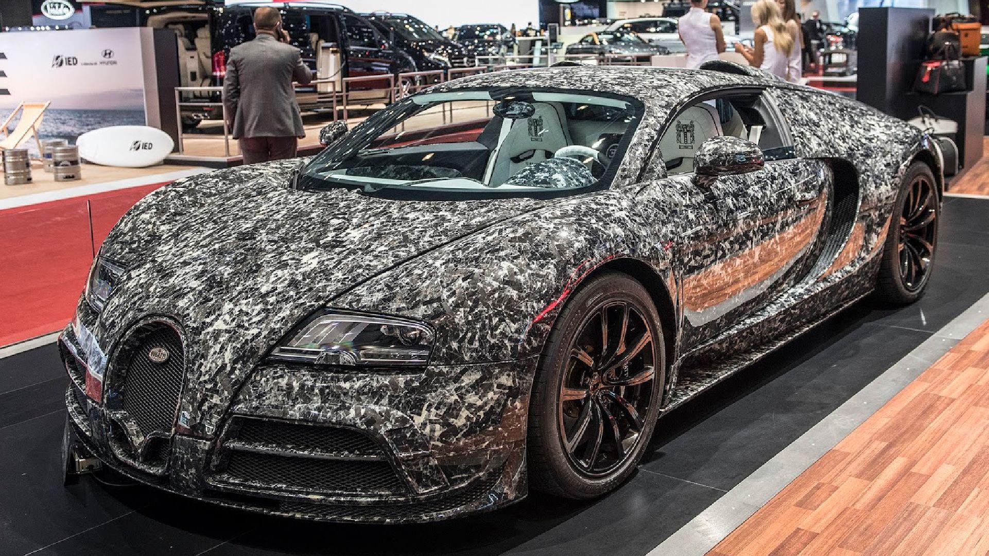 Bugatti Veyron Mansory Vivere Diamond Edition 3 4 Million Supercar Mansory Vivere Bugatti Veyron Super Car Bugatti Bugatti Veyron