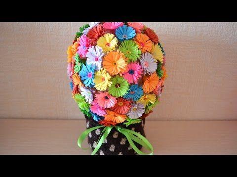 How to make a fun paper flower bouquet diy crafts tutorial how to make a fun paper flower bouquet diy crafts tutorial guidecentral youtube mightylinksfo