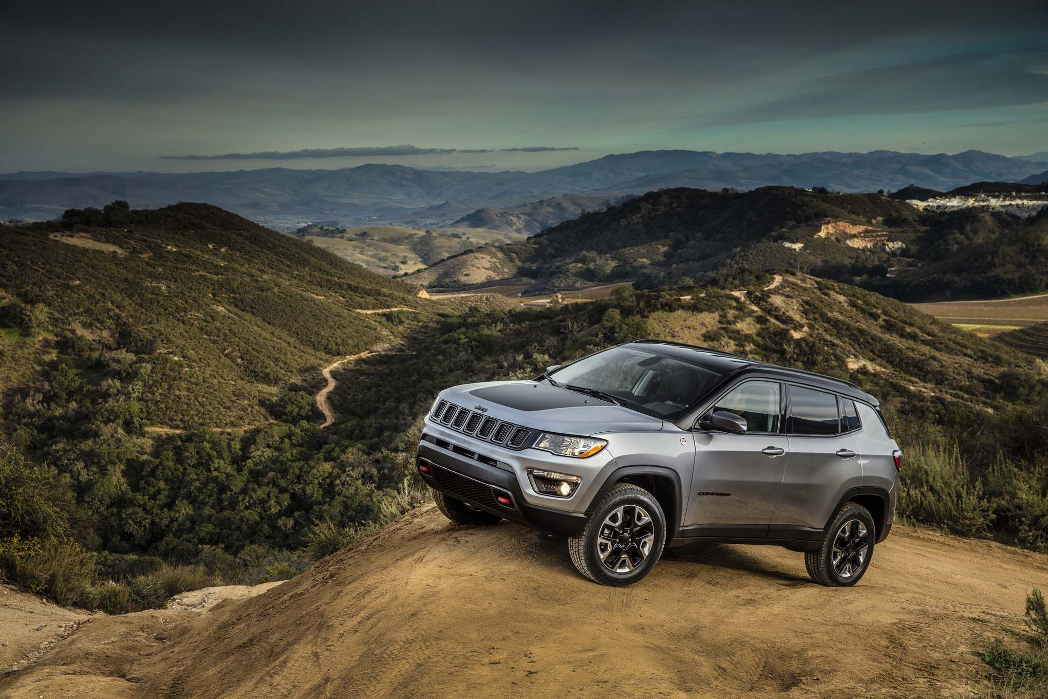 2017 Jeep Compass Trailhawk Best Small Suv Small Suv 2017 Jeep Compass