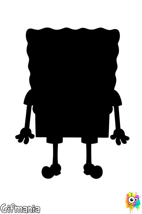 губка боб квадратные штаны рисунки карандашом