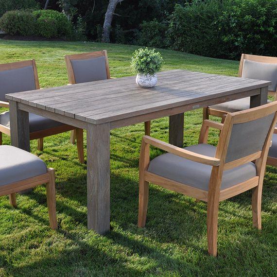 Kingsley Bate Elegant Outdoor Furniture Tuscany Table