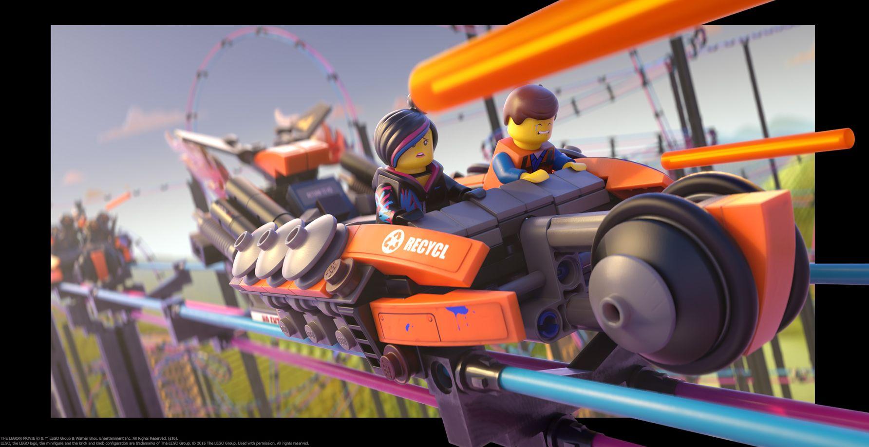 LEGO Move 4D