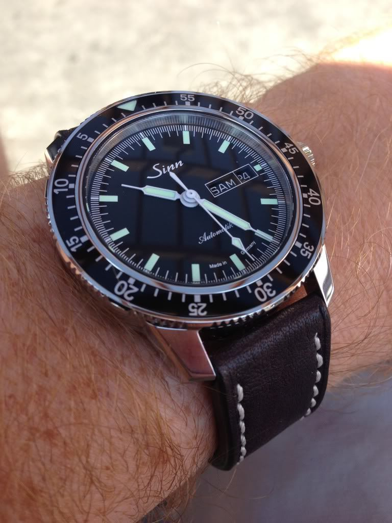 New Sinn 104 pictures   initial thoughts  a86bc71c590