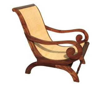 Capri Teak Chair Wicker | Indoor Teak Furniture, Chaise Lounge UK ...