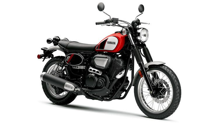 Yamaha Goes Retro With Its New Scr950 Motorcycle Motorcycle Yamaha Motorcycles Motorcycles And Scooter