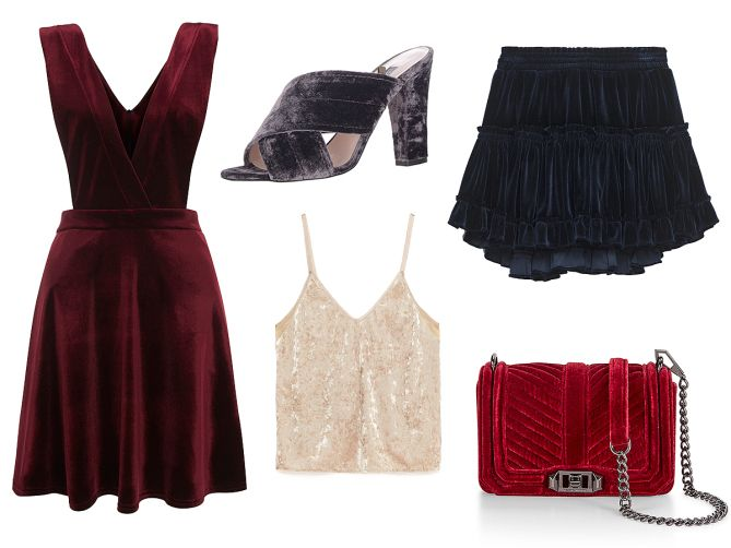 063bf12c0a0b Fall fashion trend: velvet - click through for more looks to shop this  season!