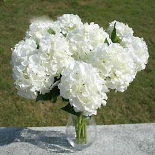Mbngvqphj7qvpg8vv4frtxqg 225225 pixels centerpieces white faux artificial silk floral flower bouquet hydrangea hotel party decor in home furniture diy home decor dried artificial flowers mightylinksfo