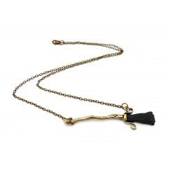 Collier Balai - Quidditch - Harry Potter