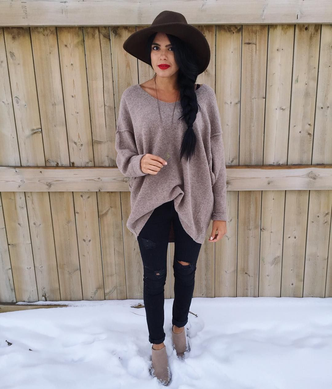 Cozy winter/fall look | My Style | Pinterest | Cozy winter, Cozy ...