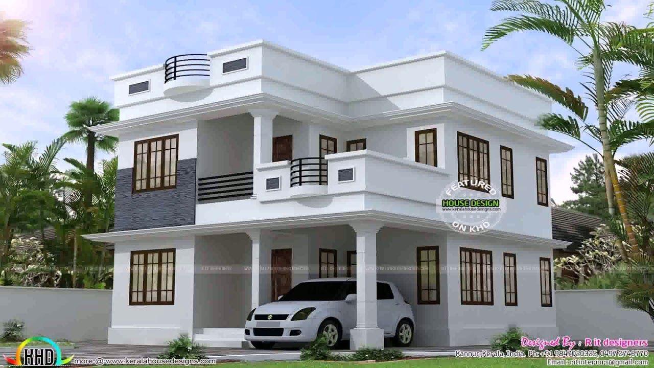 15 Pics Review Upper Floor Home Design And Description In 2020 Kerala House Design House Structure Design Simple House Design
