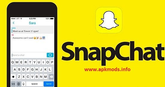 snapchat apk free download android