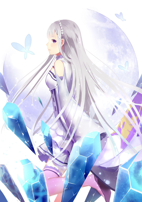 Emilia (ReZero)/2040765 Zerochan