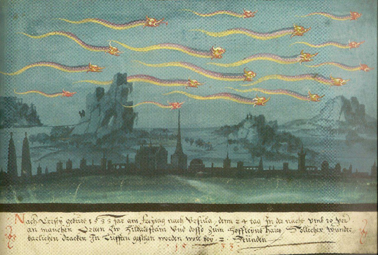 Аугсбургская книга чудес (1550) – 33 фотографии