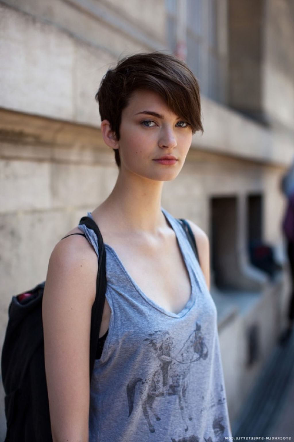 Medium Haircuts For Tomboys  Cute Hairstyles For Short -2521