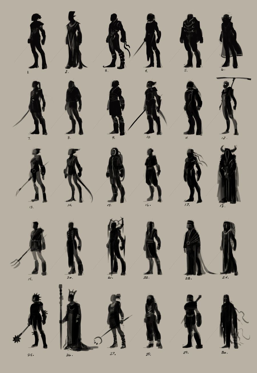 Vtc Game Design Character Development : Male character thumbnails by snaketoast on deviantart