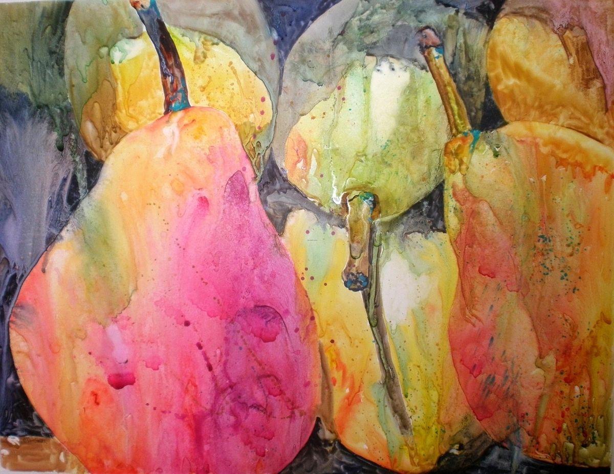 Contemporary Fine Art Scenes Kay Smith