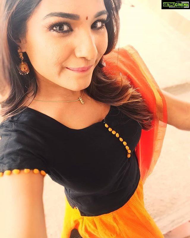 Sun Tv Run Serial Actress Sharanya Turadi 2019 latest Cute