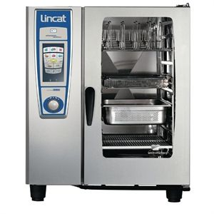 Lincat Opus Selfcooking Center Steamer Electric 10 X 1 1 Gn Combination Oven Combi Oven Commercial Kitchen Appliances