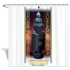 Nomad Shower Curtain By Jmkgraphix With Images Designer Shower