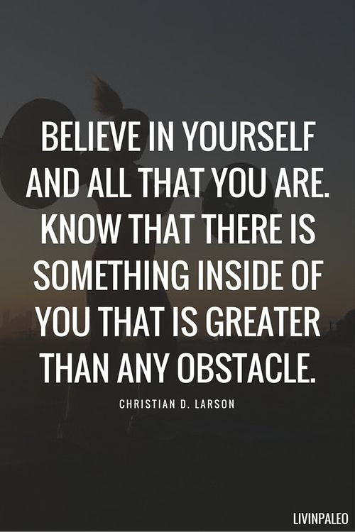 #inspirational #christian #something #obstacle #motivate #yourself #fitness #greater #believe #insid...