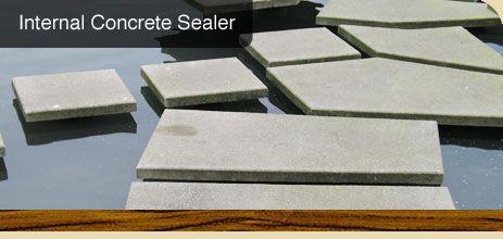 Internal Concrete Sealer Concrete Sealer Concrete Sealer