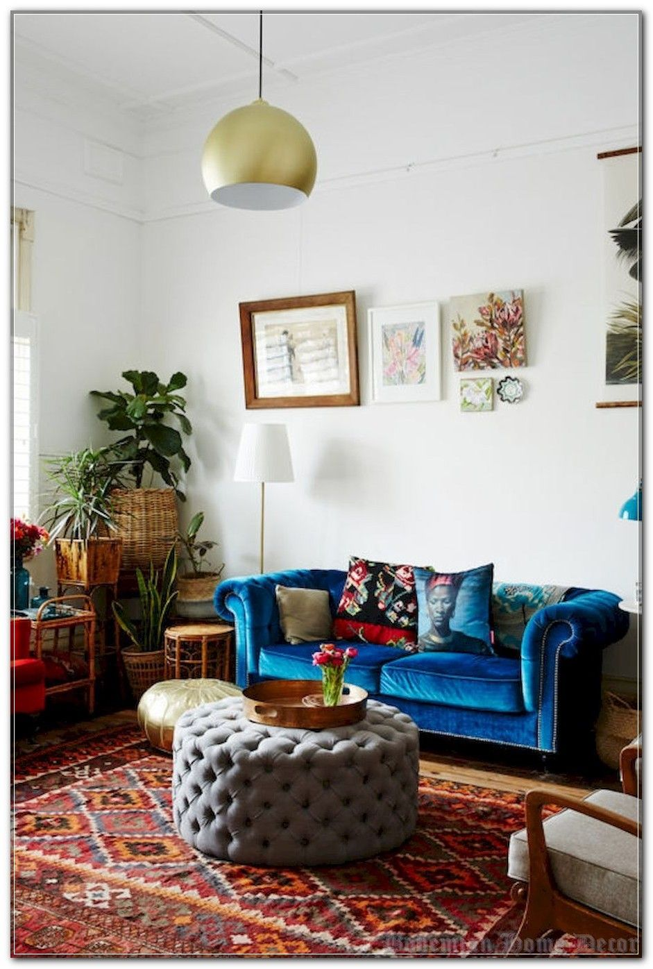 How You Can (Do) Bohemian Home Decor Almost Instantly