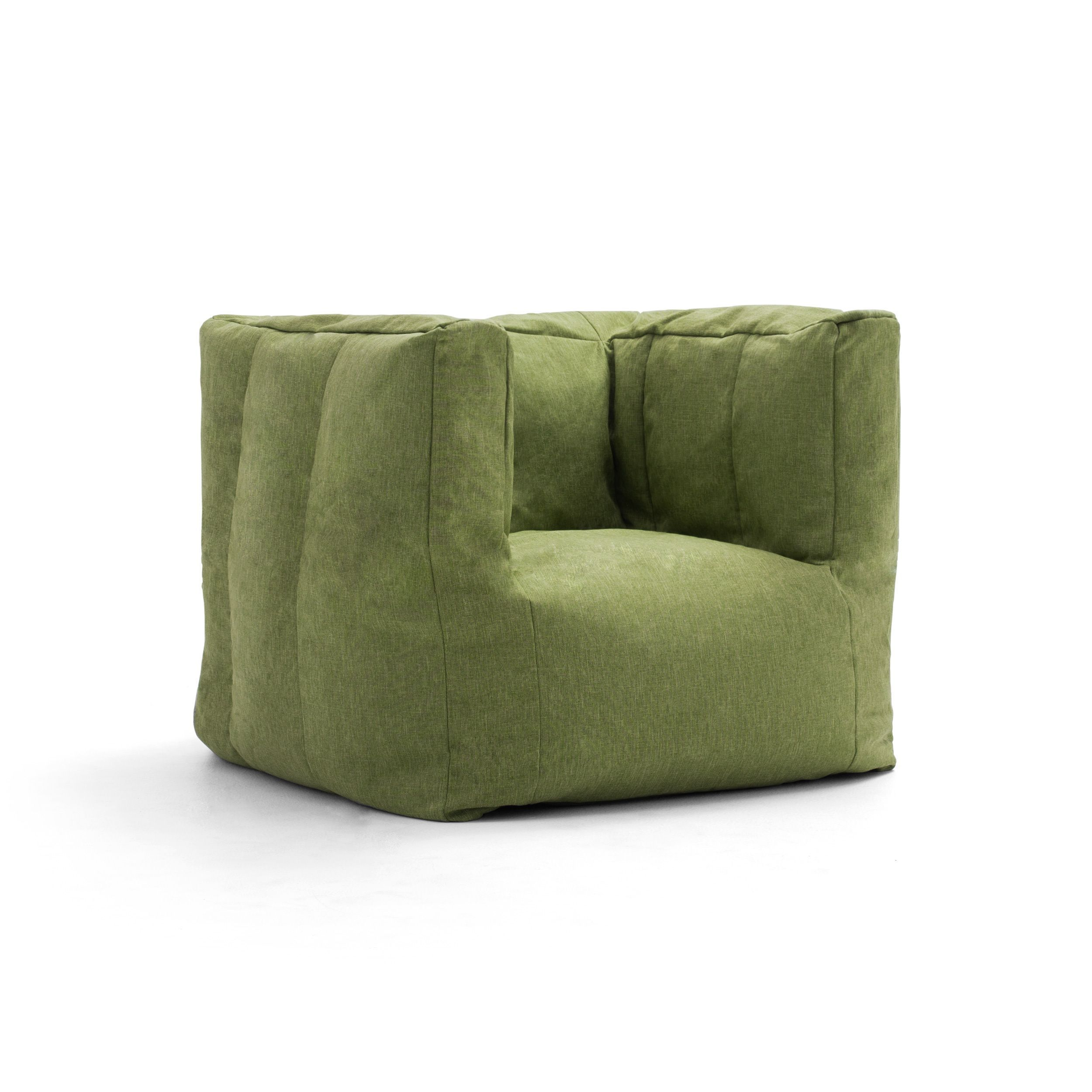 Groovy Comfort Research Beansack Big Joe Lux Linen Square Bean Bag Bralicious Painted Fabric Chair Ideas Braliciousco