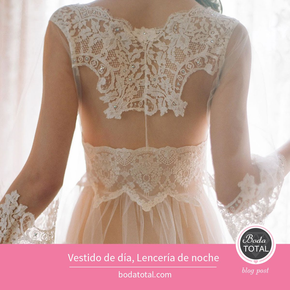 Es importante elegir de antemano la lencer a para tu noche - Todo lo necesario para una boda ...