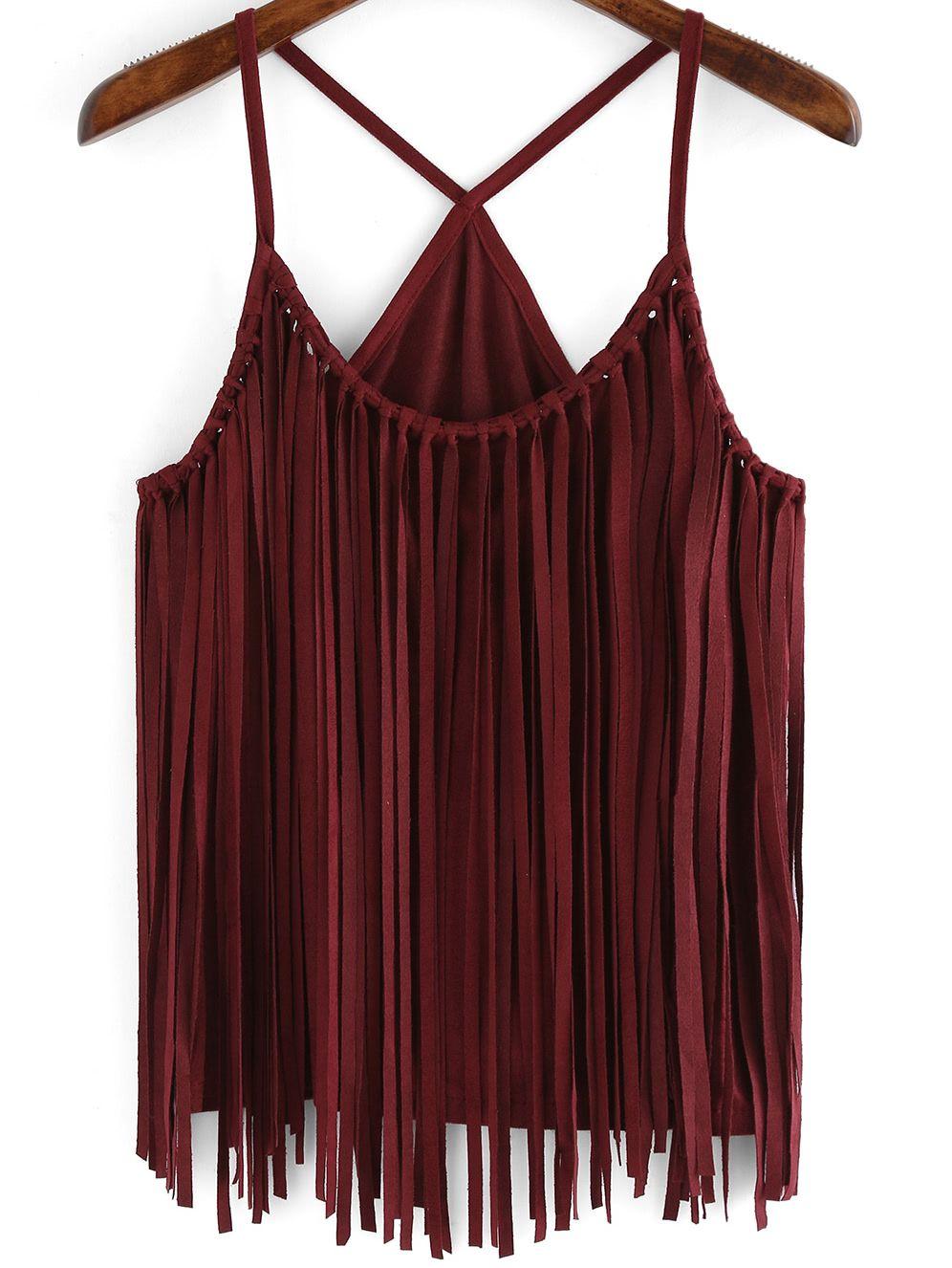 TOPUNDER Fashion Womens Ruffles Tank Top Vest Off Shoulder T-Shirt Halter Blouse Camis