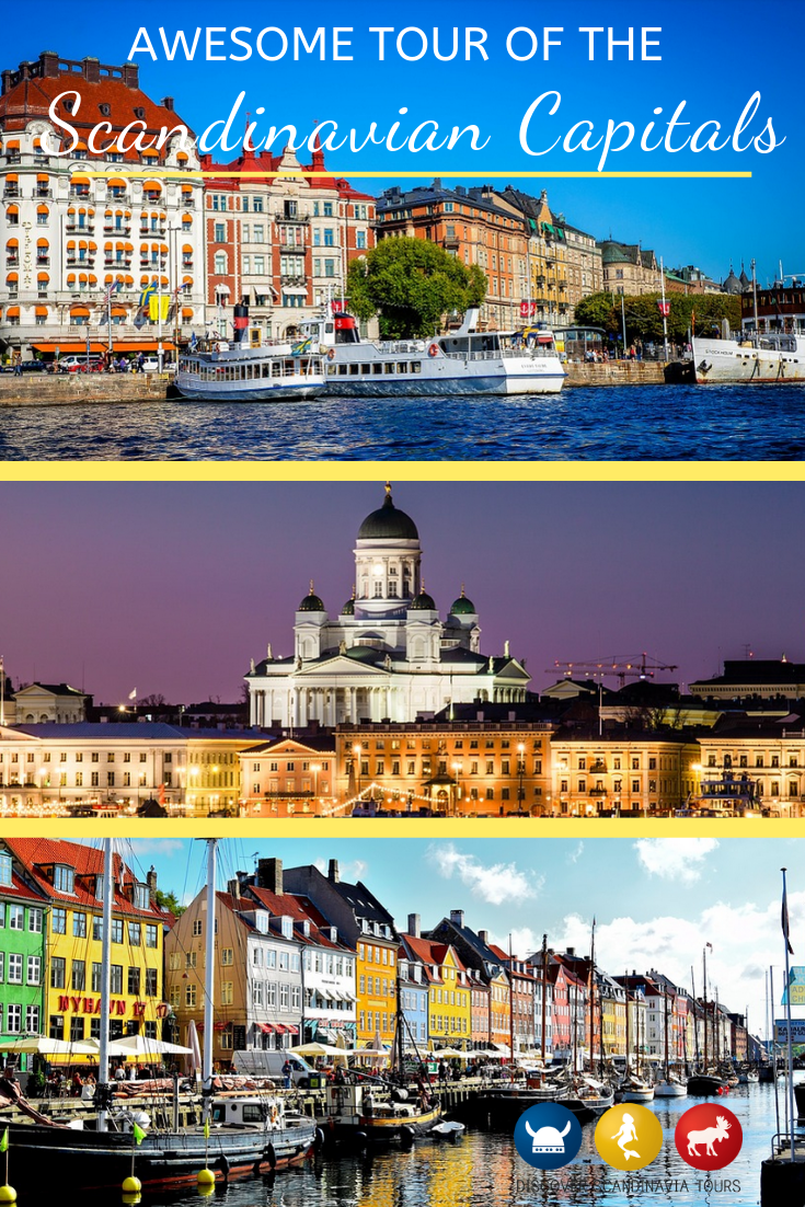 Discover Reykjavik Copenhagen Oslo Stockholm And Helsinki With Us On This Amazing Tour Covering The Scandinavian Capitals Yo Scandinavian Tours Scandinavia