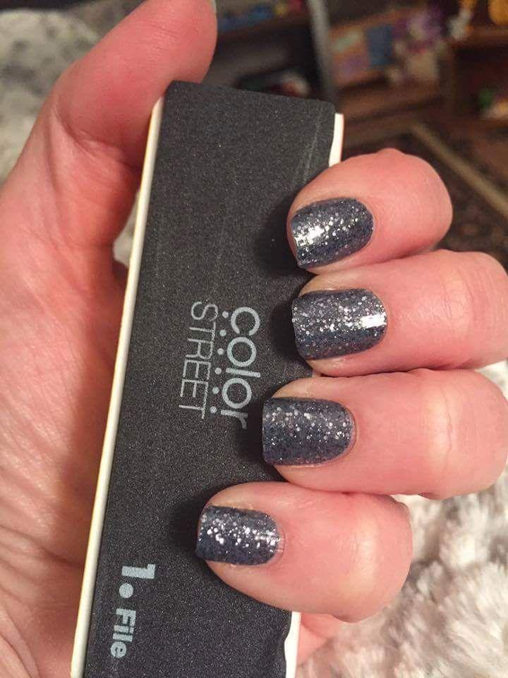 Moon River Color Street dry nail polish strips www.mycolorstreet.com ...