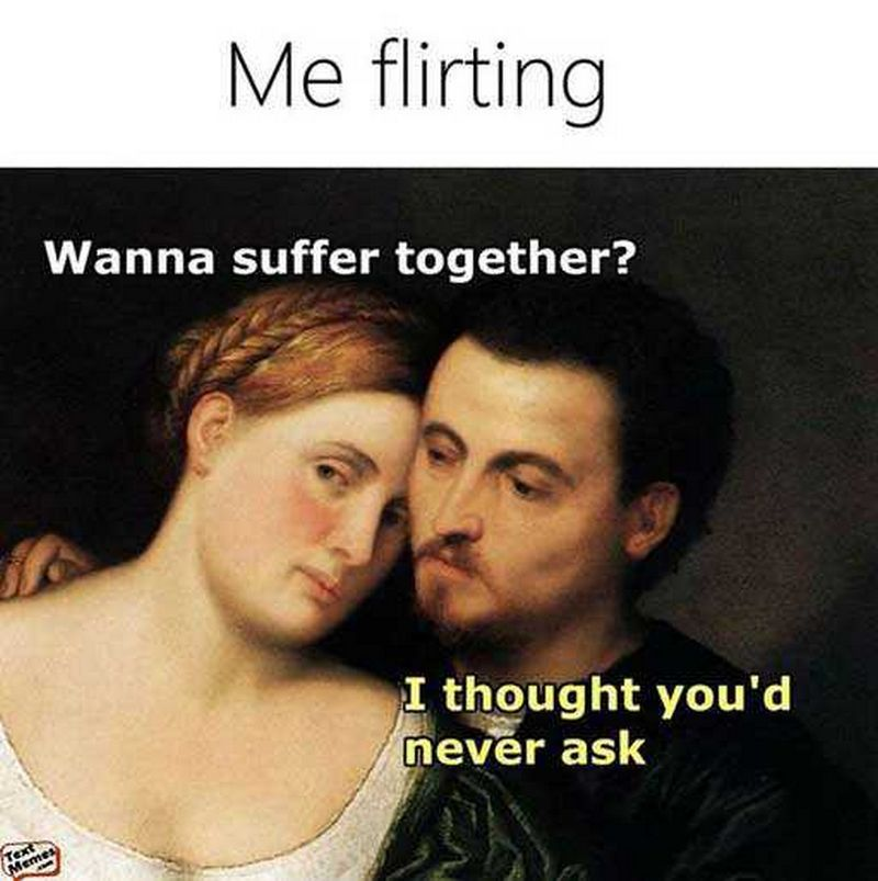 101 Funny I Love You Memes To Share With People You Like Flirting Quotes Funny Flirty Memes Flirting Quotes