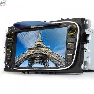 gps med kart EONON D5162E, Spesialspiller For Ford Mondeo, Sort Med GPS Og Kart  gps med kart