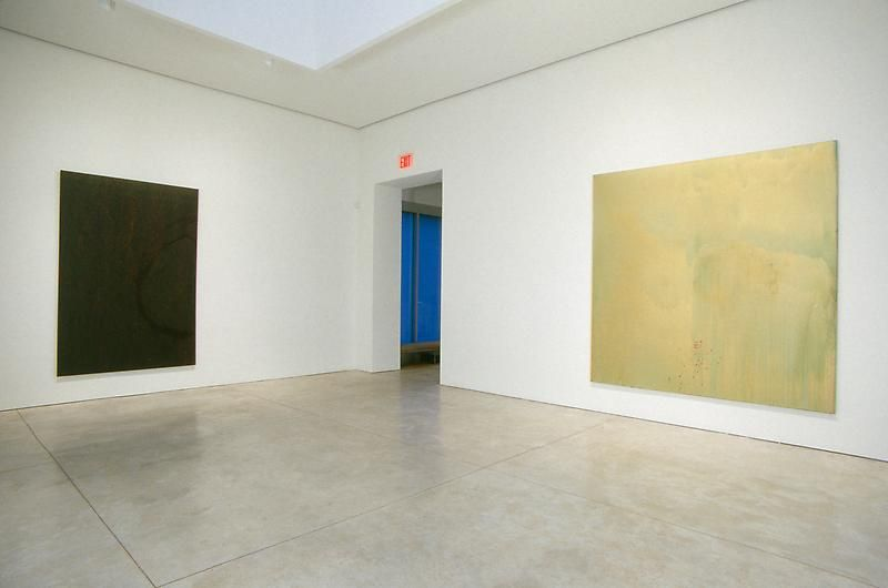 Pat steir exhibitions contemporary artists exhibition