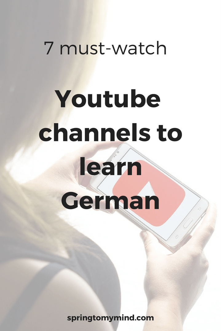 7 best youtube channels to help you learn German | Languages ...