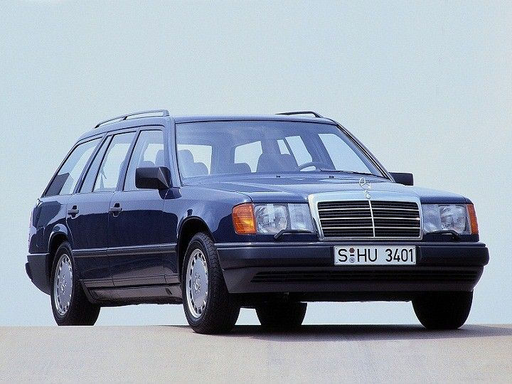 1986 1992 Mercedes Benz W124 Estate With Images Mercedes Benz