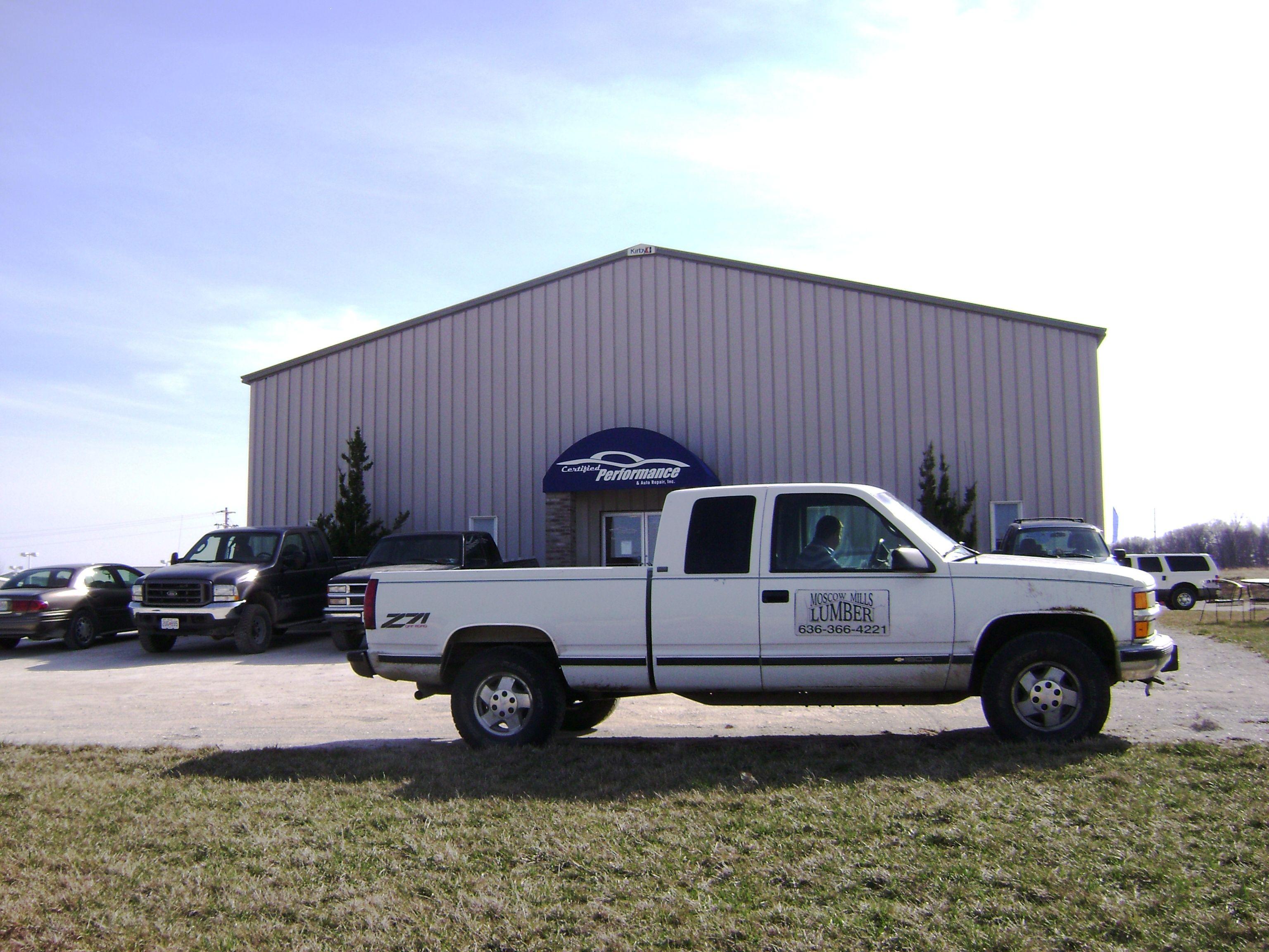 Fleet customer moscow mills lumber fleet repair auto